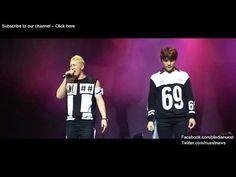 NU'EST (Minhyen & Baek Ho) - Fist Love.