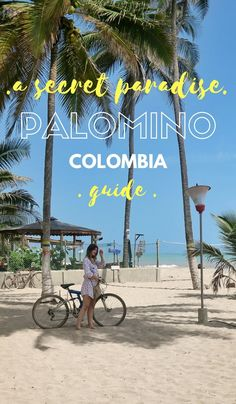 Currently traveling in South America and thinking about visiting the enchanting Caribbean town of Palomino Colombia? Here's everything you need to know, based on our personal experience. Click through to read now...