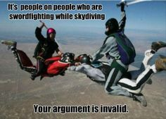 your argument is invalid meme, dumpaday (23)