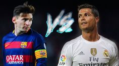 Cristiano Ronaldo And Lionel Messi - Who is Best ?