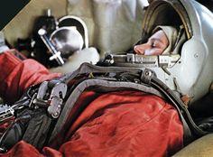 Valentine Tereshkova: first woman in space.
