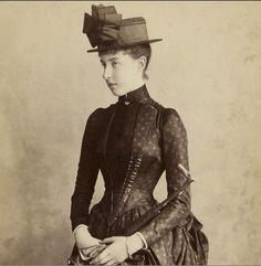 Pss Helene d´Orleans, later Duchess d Aosta.