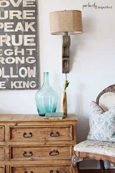 foyer decorating | target threshold | perfectly