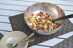 Zomerse Kidneybonen Salade