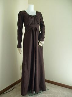 Pride and Prejudice Dress Elizabeth Bennet by TheModestMaiden  << I want this!!