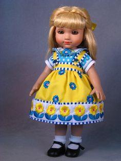 [iNSERT] ©Mary Engelbreit Sunshine Sophie 2004 Robert Tonner DRESSED DOLL ME 1402 LE1000 Originally Sold For $89.99