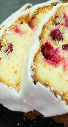 Sydney & Bobbie have developed an amazing fusion of sweet & tart with their cranberry white chocolate pound cake recipe. White Chocolate Pound Cake Recipe, Pound Cake Recipes, Pound Cakes, Fun Desserts, Dessert Recipes, Holiday Recipes, Christmas Recipes, What's For Breakfast, Christmas Deserts