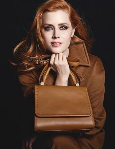 Amy Adams for MaxMara Fall 2015  is an Hitchcock Beauty by Mario Sorrenti l #adcampaign