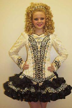 Doire Dress Designs  PA272895 Irish Dance Solo Dress Costume