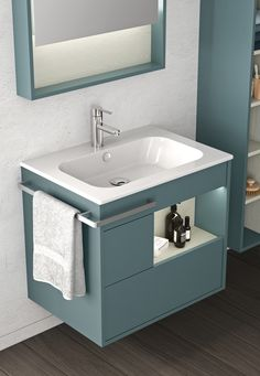 50 Modern Small Bathroom To Inspire Your Ego - Geek Interior Design - 50 Modern Small Bathroom To Inspire Your Ego interiors homedecor interiordesign homedecortips - Cupboard Design, Bathroom Furniture Storage, Bedroom Furniture Design, Bathroom Interior, Washbasin Design, Home Room Design, Bathroom Design, Modern Bathroom Cabinets, Small Bathroom Decor