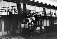 Image result for room 306 lorraine motel night