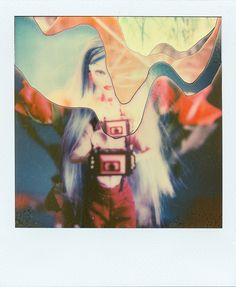 Make Something New with Your Failed Polaroids! - Lomography