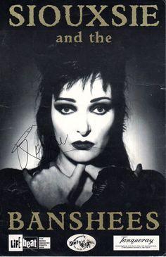 Siouxsie Sioux                                                       …