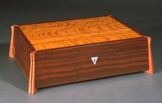 Neil and Pam Erasmus - Jarrah and Sheoak box