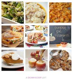 Healthy Fall Recipes, yummy!