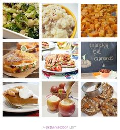 Healthy Fall Recipes, yummy!
