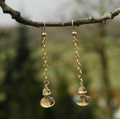 citrien gouden oorbellen1a