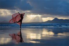 Skyfall II - Anuschka on the Island of Lanzarote School Photography, Erotic Photography, Travel Photography, Skyfall, Island, Mountains, Architecture, Outdoor, Sun Dance