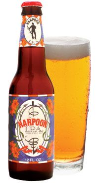 Harpoon IPA is stellar. I wish I could get it out here on the west coast, but alas, it is not meant to be. If you are ever in Boston, drop by Harpoon. It is worth the trip.