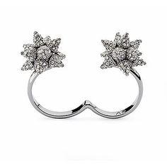 149c45ba6 Kalix Open Ring, Atelier Swarovski Core Collection, Open Ring, Clear Crystal,  Swarovski