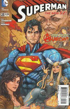Superman # 23 DC Comics The New 52! Vol 3