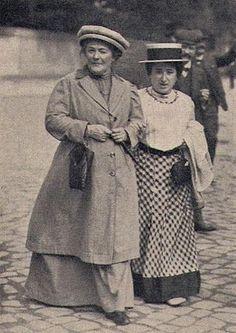 Clara Zetkin, la gran impulsora del Día Internacional de la Mujer - Cuaderno de Historias