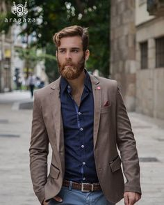 Best Brown Blond Beard By Sam