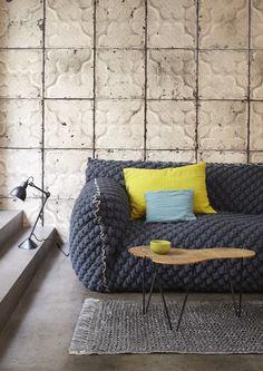 Brooklyn Tins Wallpaper design by Merci for NLXL Wallpaper
