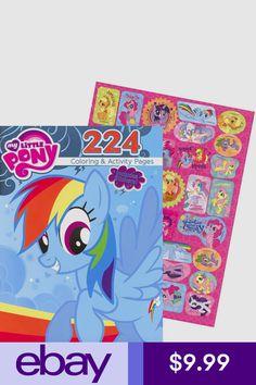 My Little Pony TV Movie Character Toys Hobbies Ebay