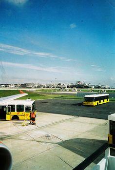 Lisboa Internation Airport, Portugal, Image © TGAtkinson