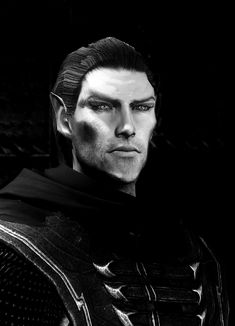 Skyrim 1, Character Inspiration, Character Design, Elder Scrolls Games, Heavy Breathing, High Elf, Fantasy Creatures, Lotr, Dungeons And Dragons