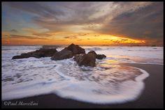 Poneloya Beach, Nicaragua by Paul Marcellini, via 500px
