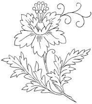 Embroidery Pattern from ARTESANATO VIRTUAL - Tecnicas de Artesanato | Dicas para Artesanato | Passo a Passo. jwt