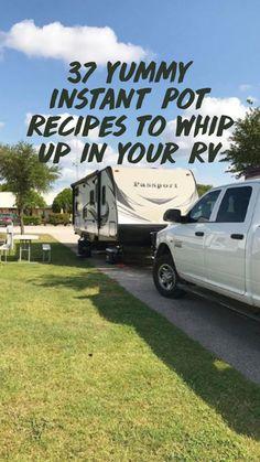 Rv Camping Recipes, Rv Camping Tips, Travel Trailer Camping, Tailgating Recipes, Rv Tips, Camping Meals, Chicken Potato Bake, Chicken Taco Soup, Baked Potato Soup