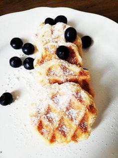 Low Carb Deserts, Vegan Sugar, Vegan Gluten Free, Sugar Free, Gem, French Toast, Veggies, Healthy Recipes, Breakfast