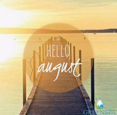 Merhaba Ağustos 😊 Zaman yavaşlayabilir mi lütfen...