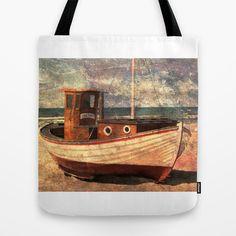 Lonely Tote Bag by Fernando Vieira