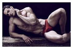 MASCULINE DOSAGE Max Papendieck in Obsession No #6 by Daniel Jaems. Summer 2014…