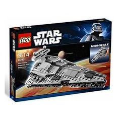 Lego Special Edition Star Wars Midi-Scale Imperial Star Destroyer #8099 (Toy)