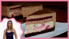 Málnás csokoládés mousse torta elkészítése recepttel - Sütik Birodalma