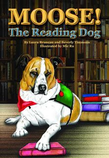 Review This Moose The Reading Dog Book Review