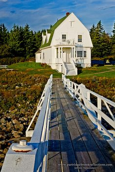 Marshall Point, Maine