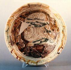 Bowl, late 15th century, Concordia Sagittaria.