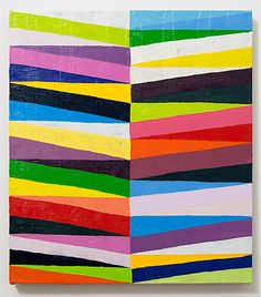 "Todd Chilton  ""split""  2011  oil on linen  18x16 inches"