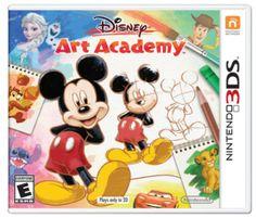 Win Nintendo 3DS Disney Art Academy {US} 8/26/16 via... IFTTT reddit giveaways freebies contests