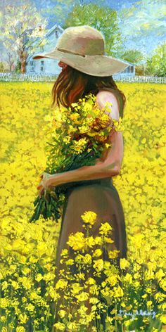 """Yellow"" by Daryl Urig"