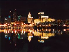 Peoria, Illinois.  My husband's family lives here.  We go to visit every other year :)