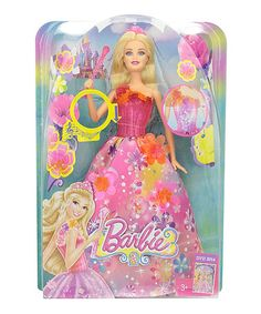 Another great find on #zulily! Barbie & the Secret Door Princess Alexa Doll #zulilyfinds