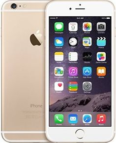 Apple iPhone 6 Plus 128GB 4G LTE Factory Unlocked GSM Smartphone - Gold - For Sale