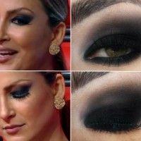 Passo a Passo – maquiagem super preta inspirada em Claudia Leitte